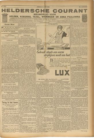 Heldersche Courant 1923-06-19