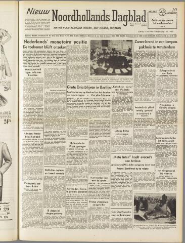 Nieuw Noordhollandsch Dagblad : voor Alkmaar en omgeving 1950-05-13