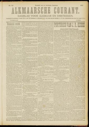 Alkmaarsche Courant 1919-05-09