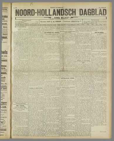Ons Blad : katholiek nieuwsblad voor N-H 1921-10-07