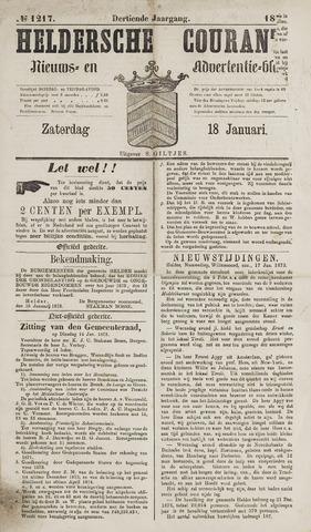 Heldersche Courant 1873-01-18