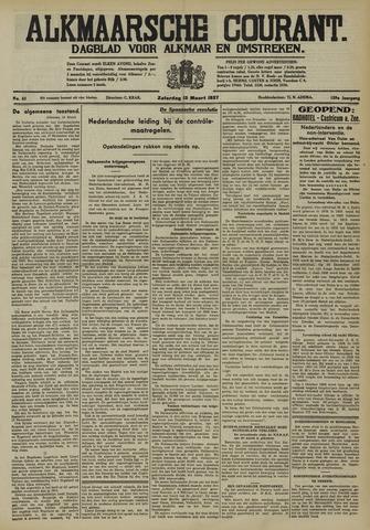 Alkmaarsche Courant 1937-03-13