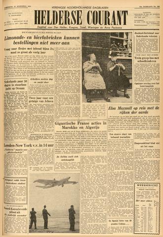 Heldersche Courant 1955-08-24