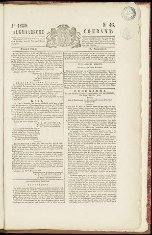Alkmaarsche Courant 1850-11-18