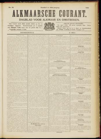 Alkmaarsche Courant 1909-05-13