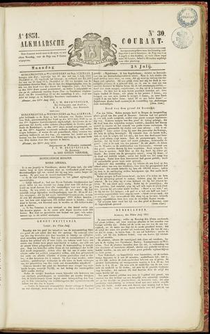 Alkmaarsche Courant 1851-07-28