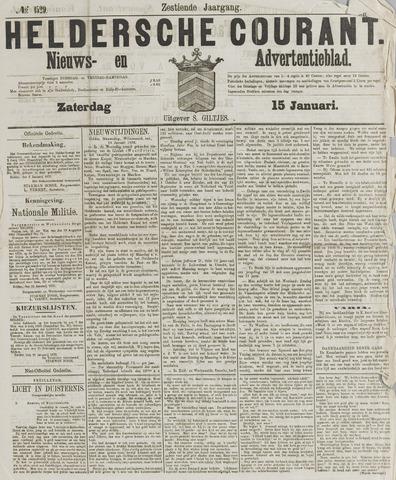 Heldersche Courant 1876-01-15