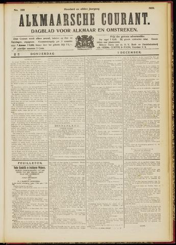 Alkmaarsche Courant 1909-12-09