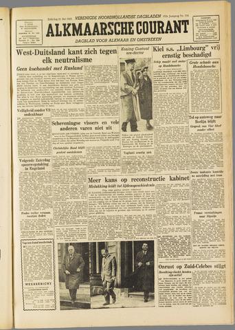 Alkmaarsche Courant 1955-05-21
