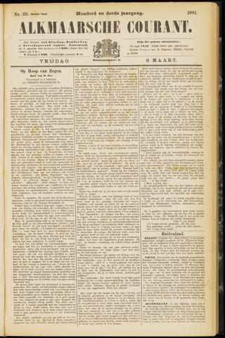 Alkmaarsche Courant 1901-03-08