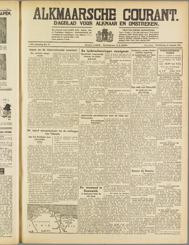 Alkmaarsche Courant 1941-01-23