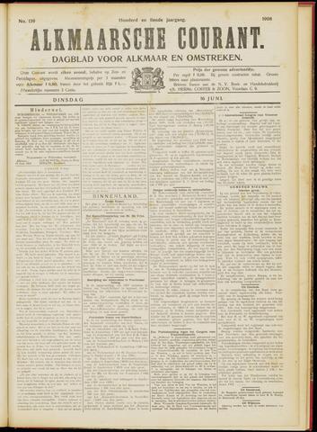 Alkmaarsche Courant 1908-06-16