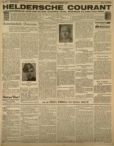 Heldersche Courant 1936-02-18