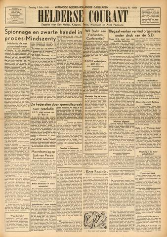 Heldersche Courant 1949-02-05