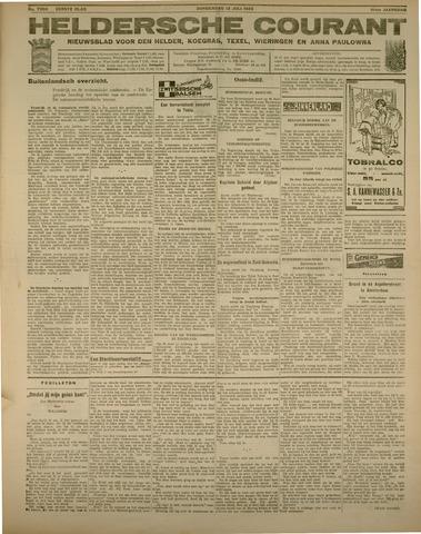 Heldersche Courant 1933-07-13
