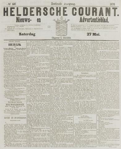 Heldersche Courant 1876-05-27