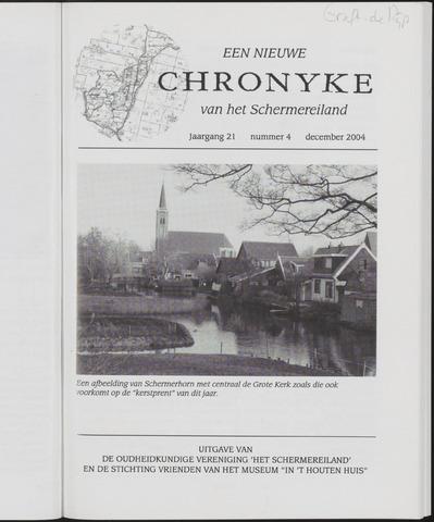 Een Nieuwe Chronyke van het Schermereiland 2004-12-01