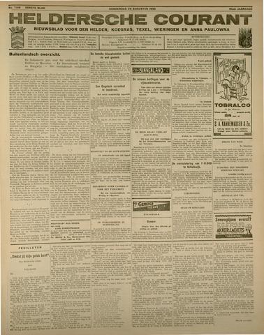 Heldersche Courant 1933-08-24