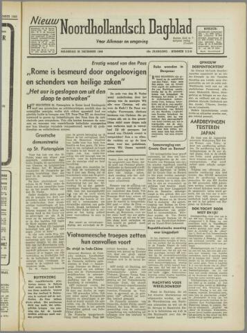 Nieuw Noordhollandsch Dagblad : voor Alkmaar en omgeving 1946-12-23