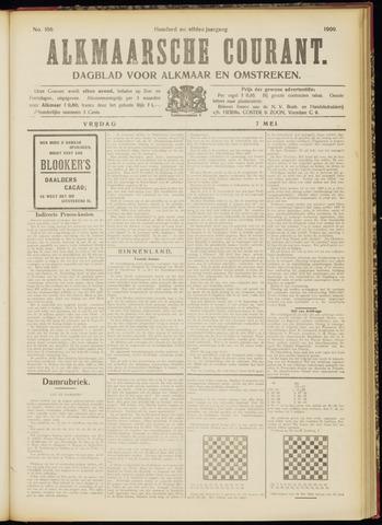 Alkmaarsche Courant 1909-05-07