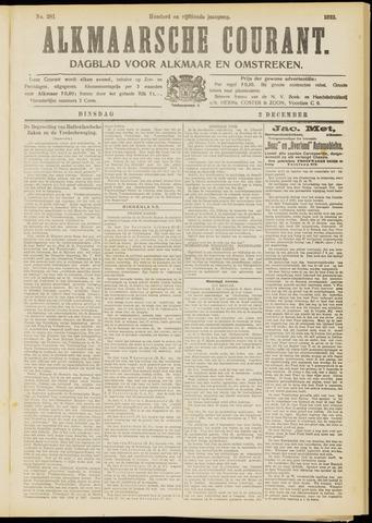 Alkmaarsche Courant 1913-12-02