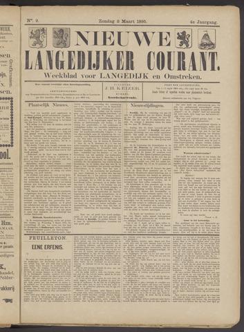 Nieuwe Langedijker Courant 1895-03-03