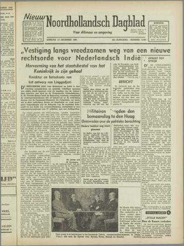 Nieuw Noordhollandsch Dagblad : voor Alkmaar en omgeving 1946-12-10