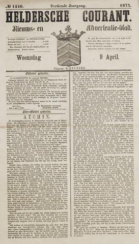 Heldersche Courant 1873-04-09