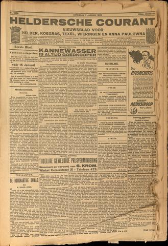 Heldersche Courant 1928-01-07