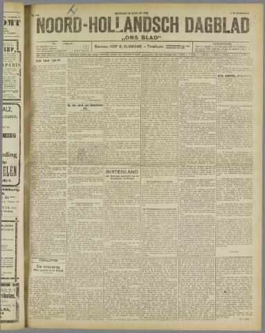 Ons Blad : katholiek nieuwsblad voor N-H 1922-01-30