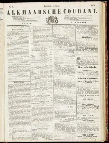 Alkmaarsche Courant 1878-02-24