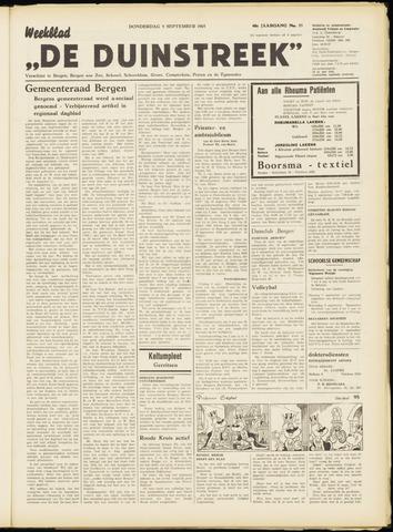 De Duinstreek 1965-09-02