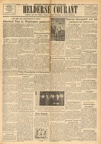 Heldersche Courant 1949-04-05