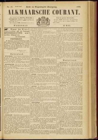 Alkmaarsche Courant 1896-05-13