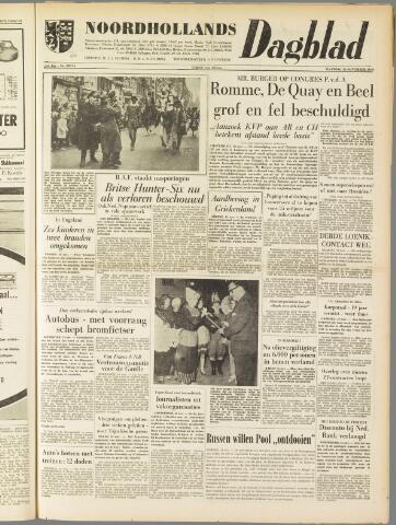 Noordhollands Dagblad : dagblad voor Alkmaar en omgeving 1959-11-16