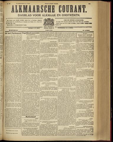 Alkmaarsche Courant 1928-04-18