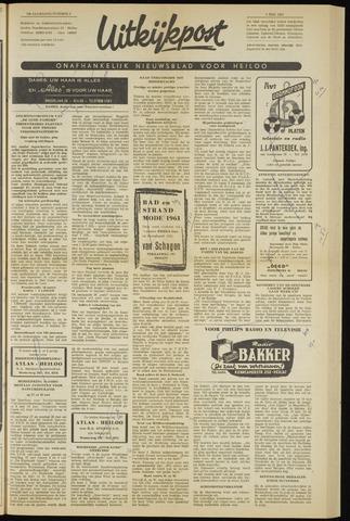 Uitkijkpost : nieuwsblad voor Heiloo e.o. 1961-05-04