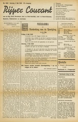 Rijper Courant 1946-05-04