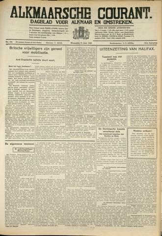 Alkmaarsche Courant 1939-06-21