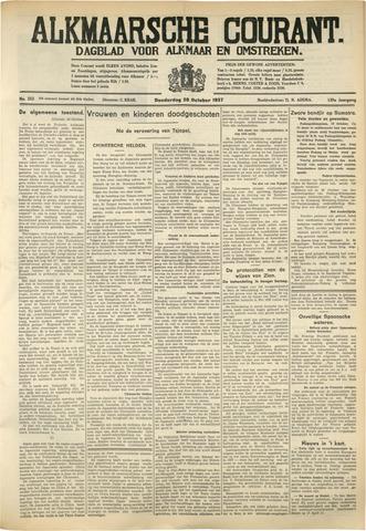 Alkmaarsche Courant 1937-10-28