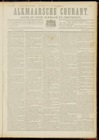 Alkmaarsche Courant 1919-06-14