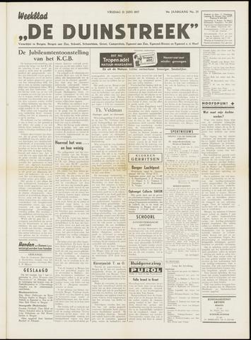 De Duinstreek 1957-06-21
