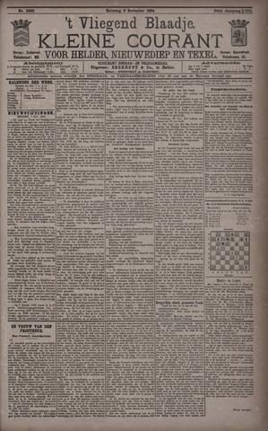 Vliegend blaadje : nieuws- en advertentiebode voor Den Helder 1894-11-03