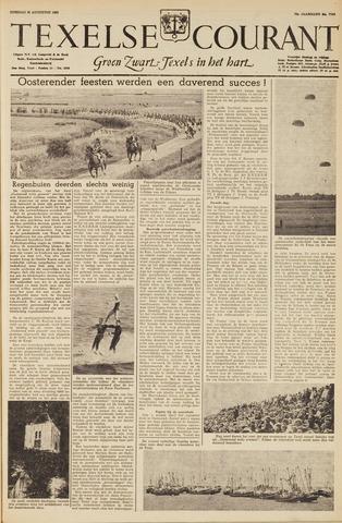 Texelsche Courant 1963-08-20