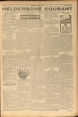 Heldersche Courant 1926-04-08