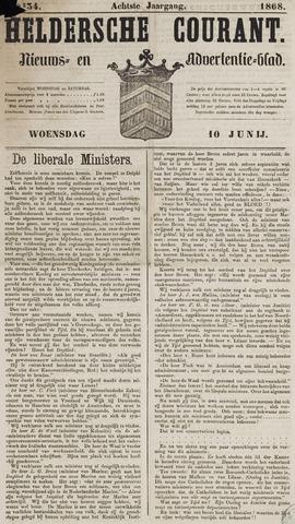 Heldersche Courant 1868-06-10