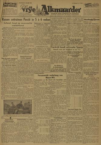 De Vrije Alkmaarder 1946-03-25