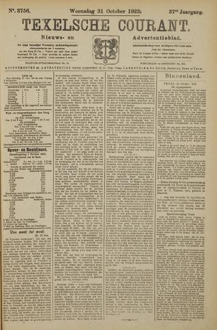 Texelsche Courant 1923-10-31
