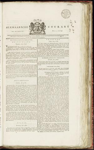 Alkmaarsche Courant 1827-06-11
