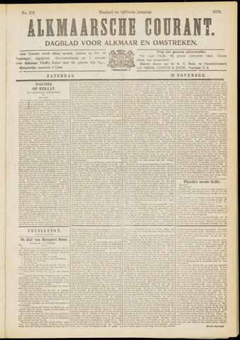 Alkmaarsche Courant 1913-11-22